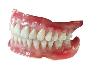 Van der Male Tandprothetiek - Volledige gebitsprothese